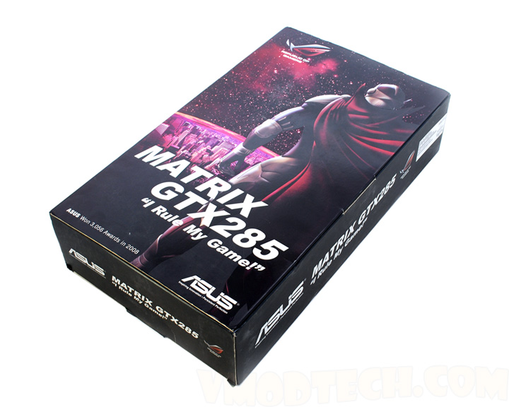 dsc 0237 ASUS MATRIX GTX285 Review