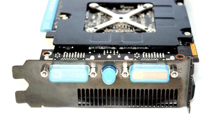 dsc 0246 ASUS EAH4870x2 Tri Fans Cooler