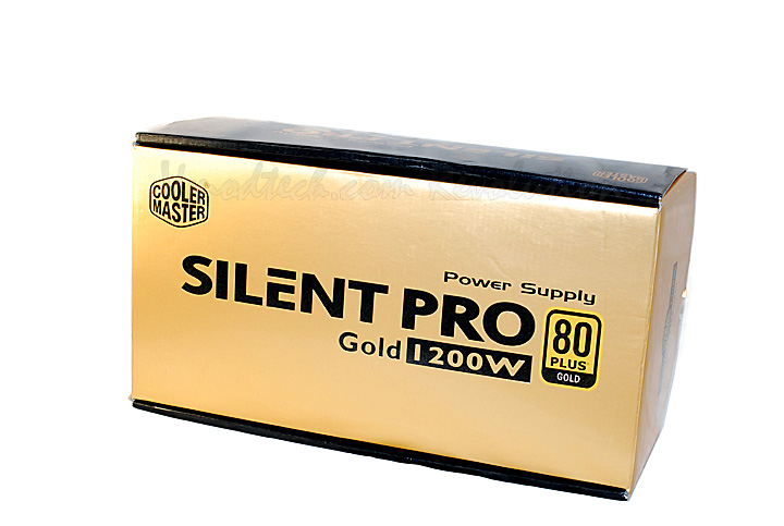 dsc 0494 Cooler Master Silent Pro Gold 1200W Preview