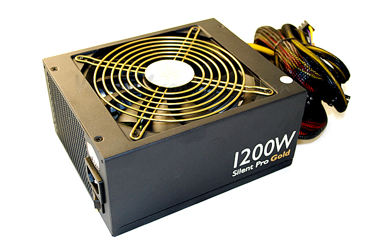 dsc 0510 Cooler Master Silent Pro Gold 1200W Preview