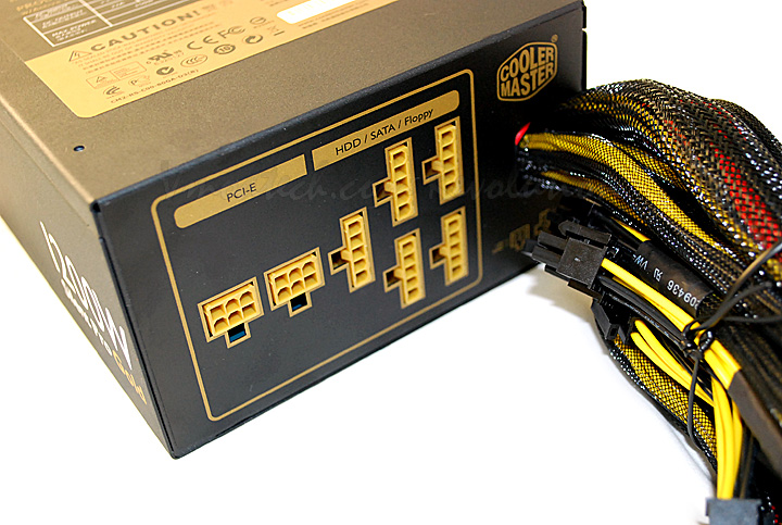 dsc 0513 Cooler Master Silent Pro Gold 1200W Preview