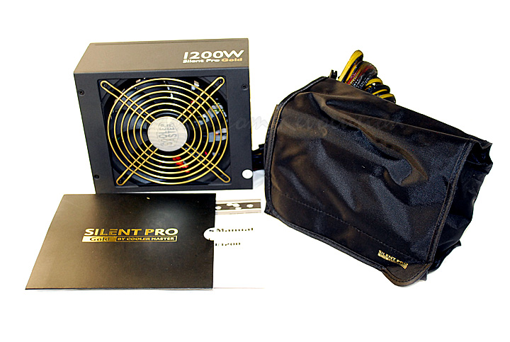 dsc 0519 Cooler Master Silent Pro Gold 1200W Preview