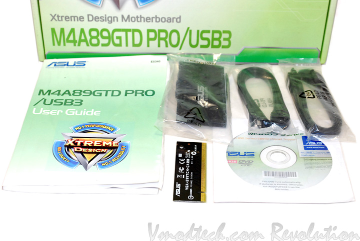 dsc 06401 ASUS M4A89GTD PRO/USB3 Motherboard Review
