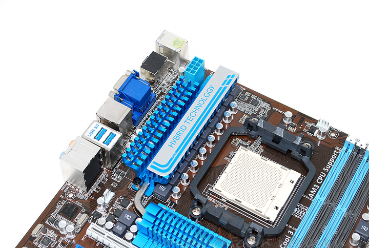 dsc 0645 ASUS M4A89GTD PRO/USB3 Motherboard Review