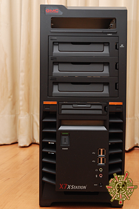 dsc 3138 Review : GMC X7 X station Mid tower case