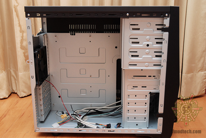 dsc 3145 Review : GMC X7 X station Mid tower case