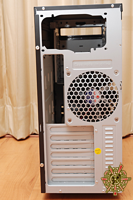 dsc 3149 Review : GMC X7 X station Mid tower case