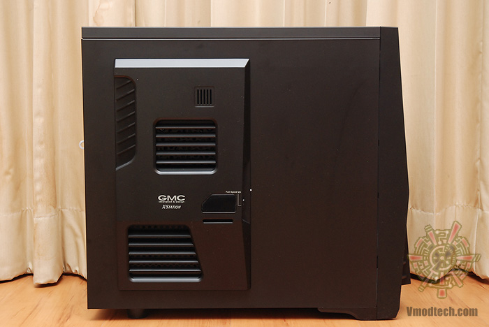 dsc 3150 Review : GMC X7 X station Mid tower case