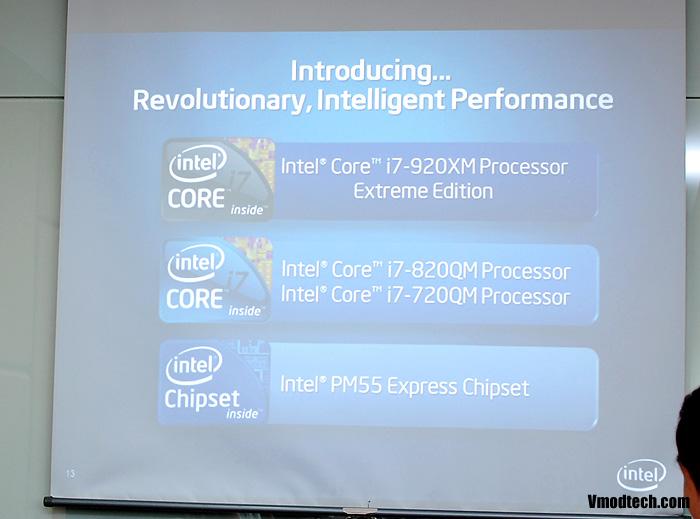 dsc 4140 เปิดตัว : Intel Core i7 Clarksfield For Laptop !!