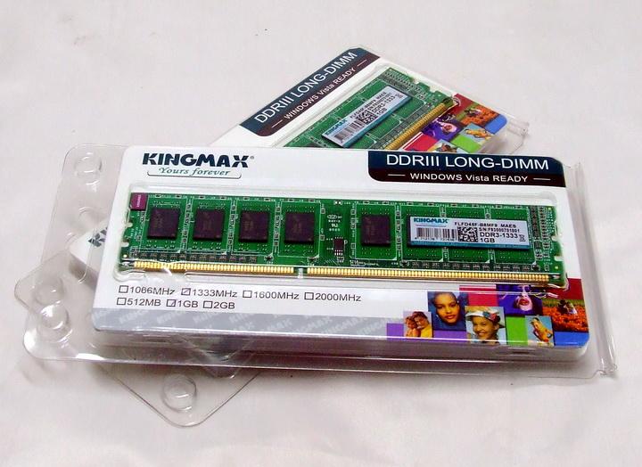 dscf0310 Kingmax DDR3 1G/1333