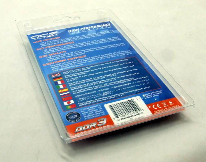 dscf0548 OCZ DDR3 PC3 12800 Intel® XMP