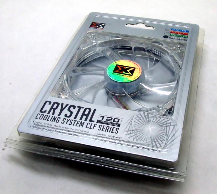 dscf0557 XIGMATEK Crystal Cooling System