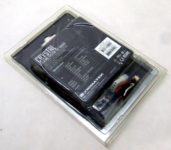 dscf0562 XIGMATEK Crystal Cooling System