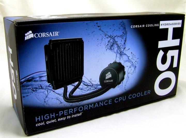 dscf1656 Corsair  H50 Cooler