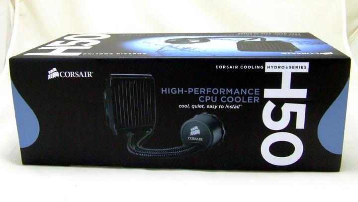 dscf1663 Corsair  H50 Cooler