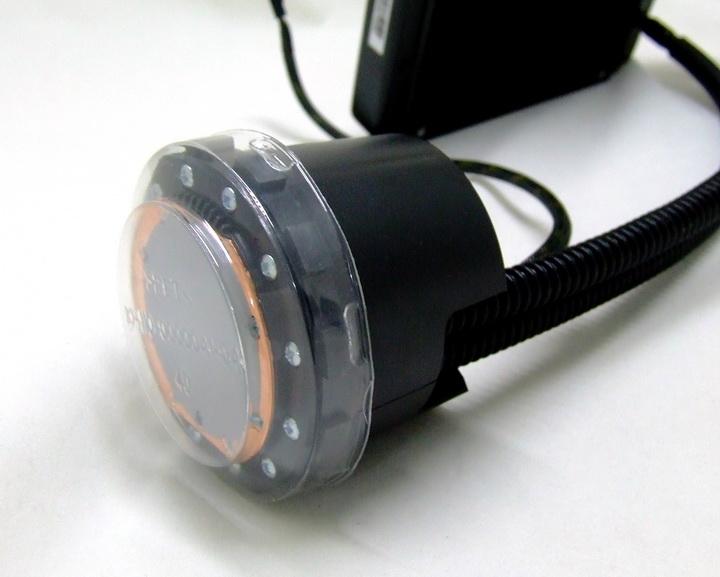dscf1684 Corsair  H50 Cooler