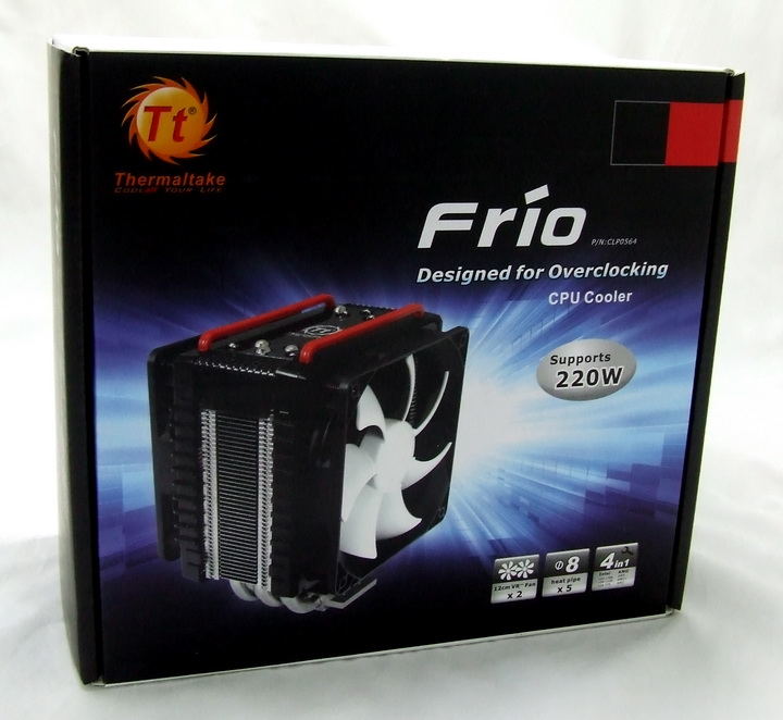 dscf1744 Thermaltake FRIO Review