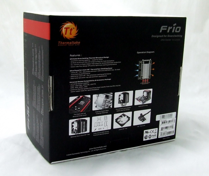 dscf1749 Thermaltake FRIO Review
