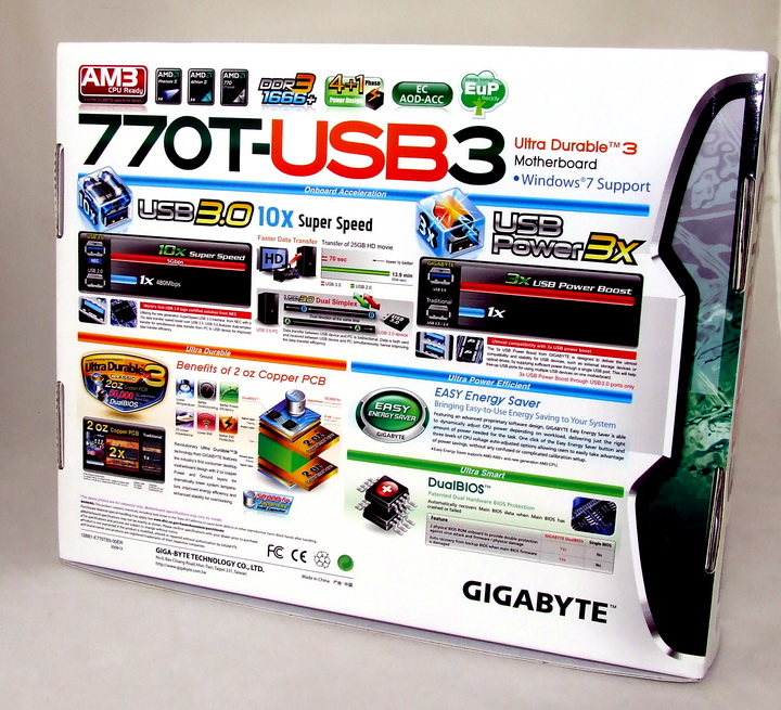 dscf1974 Gigabyte 770T USB3 Review