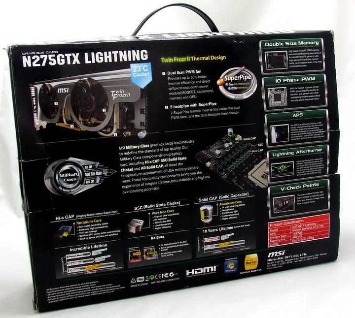 dscf9220 MSI  N275GTX LIGHTNING