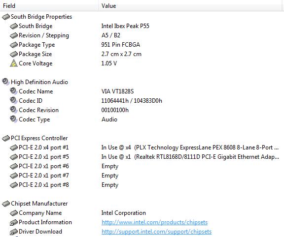 e sb ASUS P7P55D E Pro Motherboard Review