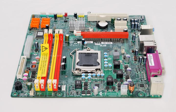 ecs h55h cm 012 ECS H55H CM Motherboard Review