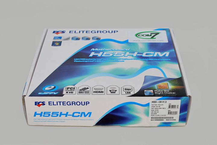 ecs h55h cm 018 ECS H55H CM Motherboard Review