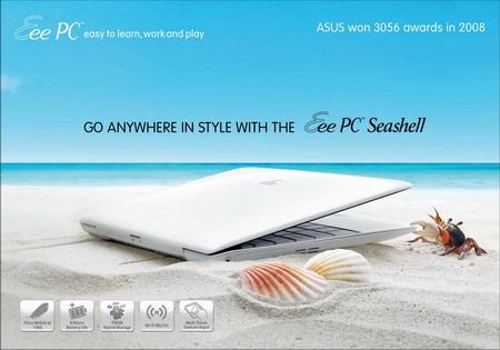 eeepc 1008ha อัสซุส เปิดตัวเน็ตบุ๊กรุ่นล่าสุด Eee PC 1008HA ในงาน Pantip Hot Sales 2009