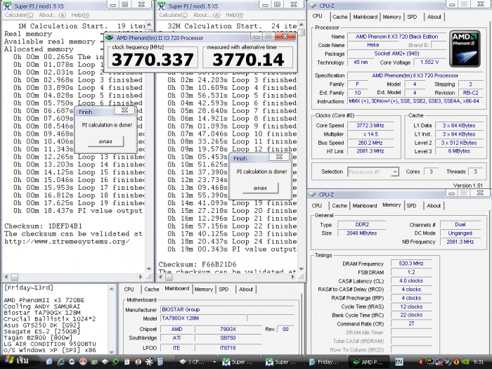 6 x3 260x145 superpi1m32m 18437 1900 700x525 custom แกะกล่อง Review Biostar TA790GX 128M