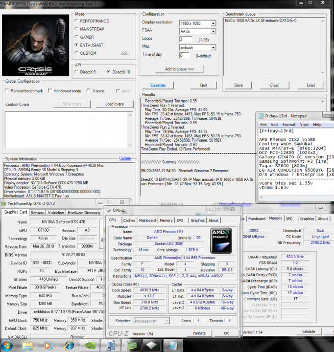 102 oc dx10 crysiswh 4369 682x720 GALAXY GTX470 GC Version !