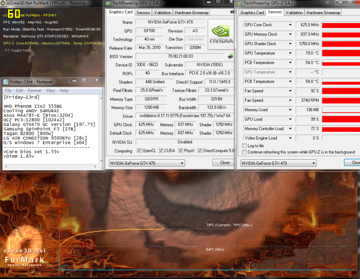 142 default temp 54 0 79fan100 720x557 GALAXY GTX470 GC Version !