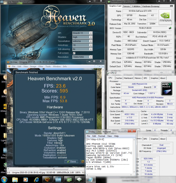 91 default dx11heaven20 236 692x720 GALAXY GTX470 GC Version !