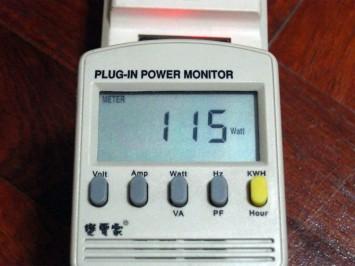 power default idel 355x266 custom Gigabyte ATi HD5770 1GB DDR5 Silent Cell Review