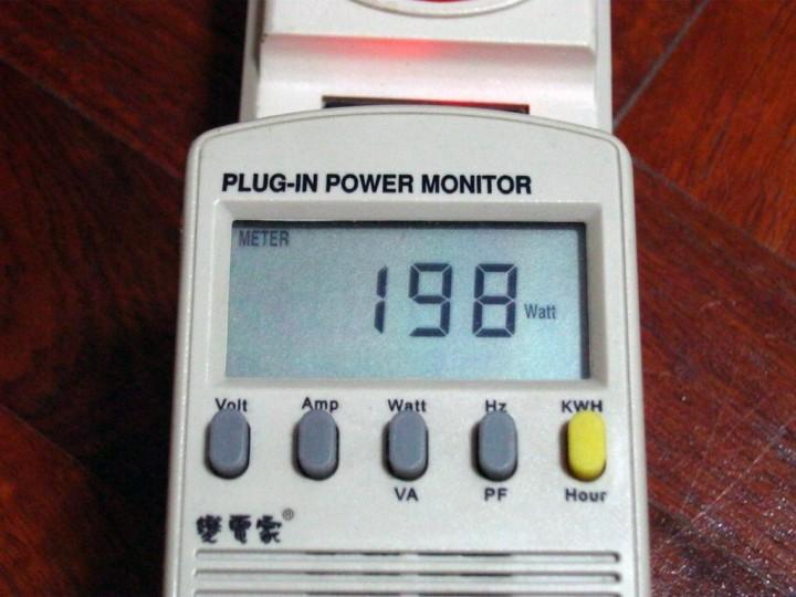 power oc idel 720x540 Gigabyte ATi HD5770 1GB DDR5 Silent Cell Review