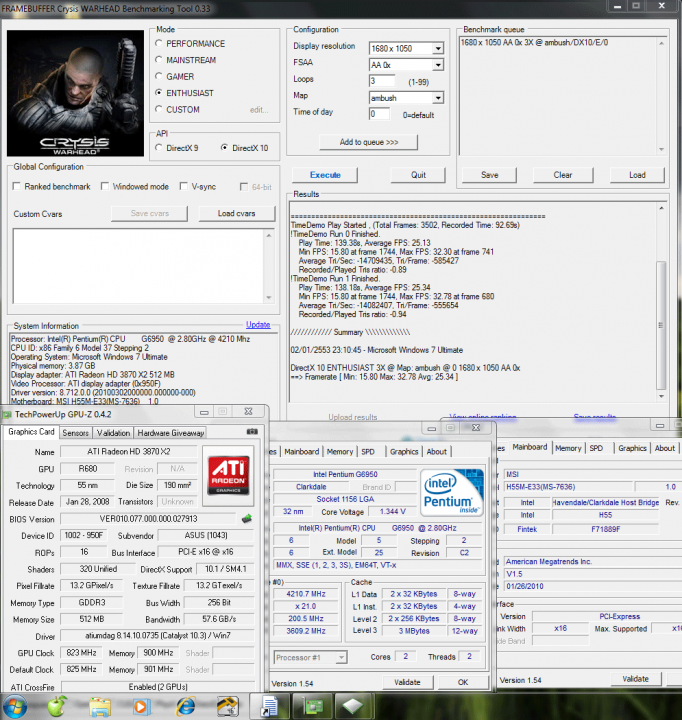 31 201x21 0165v 80298821games crysiswhenthusiastnoaa 2534 682x720 MSI : H55M E33  [Review]