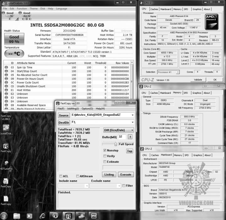 28 ssd intel fastcopy 9566s 720x699 OCZ Vertex2 SSD SATAII 120GB