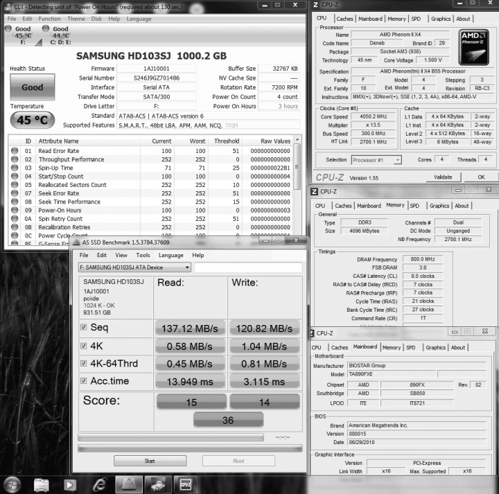 35 samsung103sj as ssd 36 720x713 OCZ Vertex2 SSD SATAII 120GB