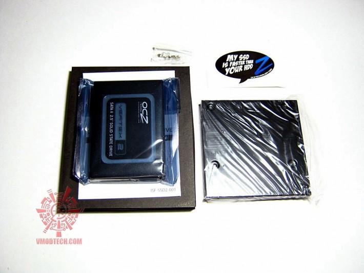 ssd ocz 04 710x533 custom OCZ Vertex2 SSD SATAII 120GB