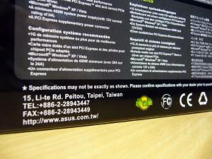 asus gts250dk 03 300x225 Asus อัศวินแห่งรัตติกาล รหัส GTS250 DK 512MB DDR3