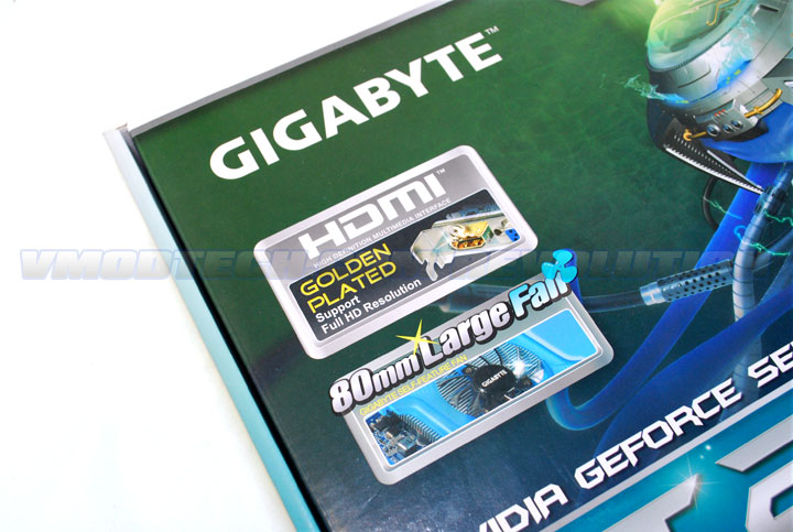 gigabyte gt220 05 GIGABYTE GT220 1GB DDR3 Review