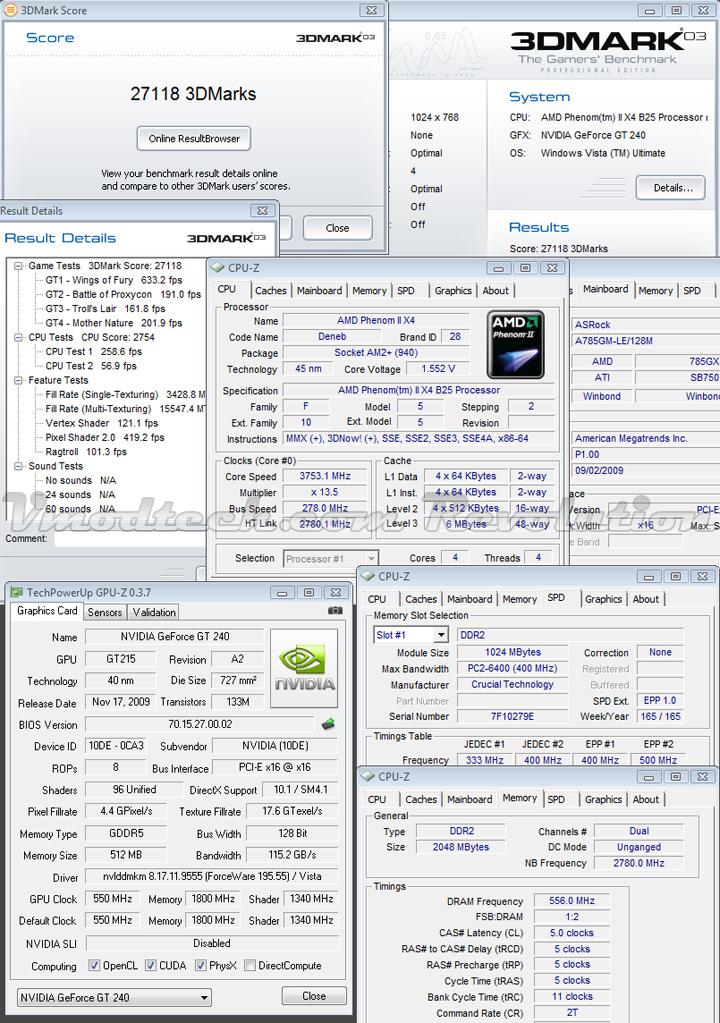 gt240 3d03 GALAXY NVIDIA GT240 DDR5 512MB