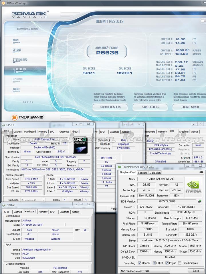 gt240 3dvt oc GALAXY NVIDIA GT240 DDR5 512MB