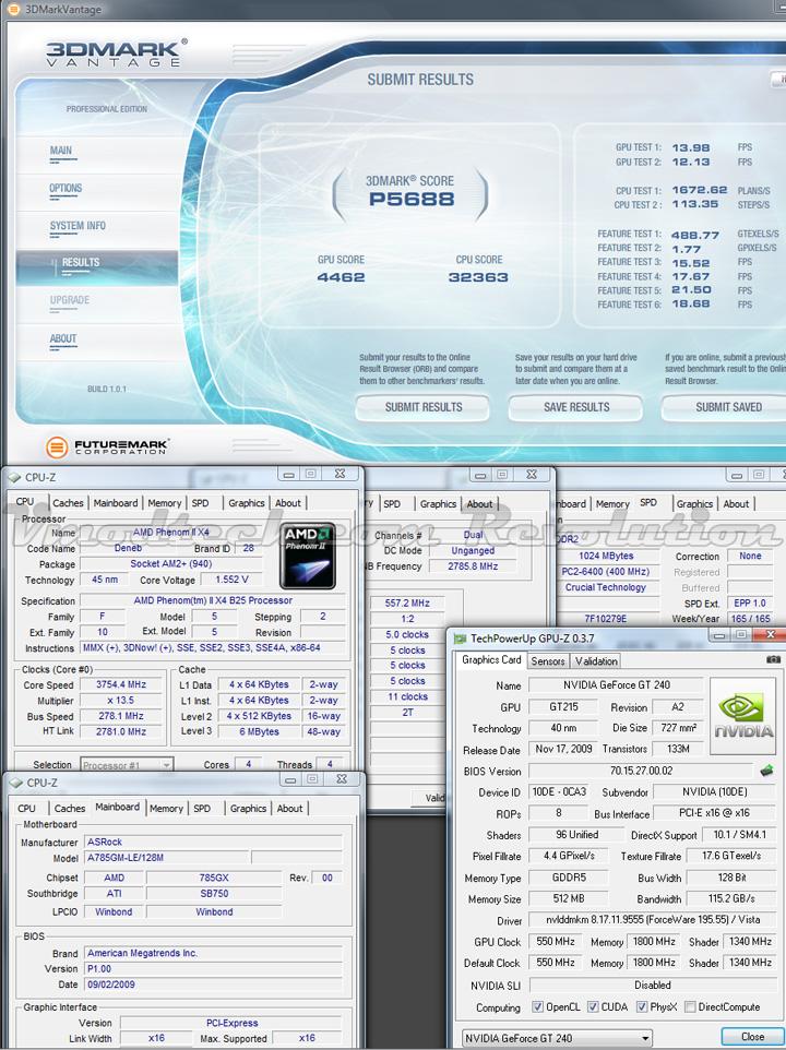 gt240 3dvt GALAXY NVIDIA GT240 DDR5 512MB