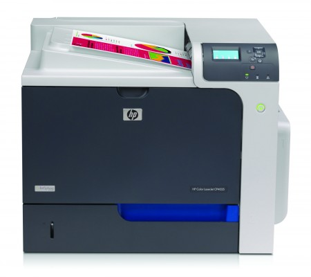 hp clj cp4025 เครื่องพิมพ์ HP Color LaserJet CP4025    มอบสีสันและคุณภาพการพิมพ์สำหรับทุกๆ งานพิมพ์ของคุณ