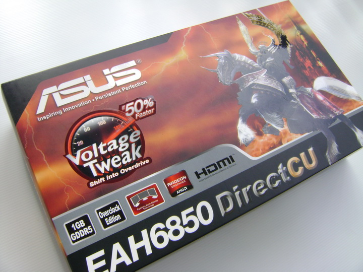 dsc04692 ASUS EAH6850 DirectCU 1GB DDR5