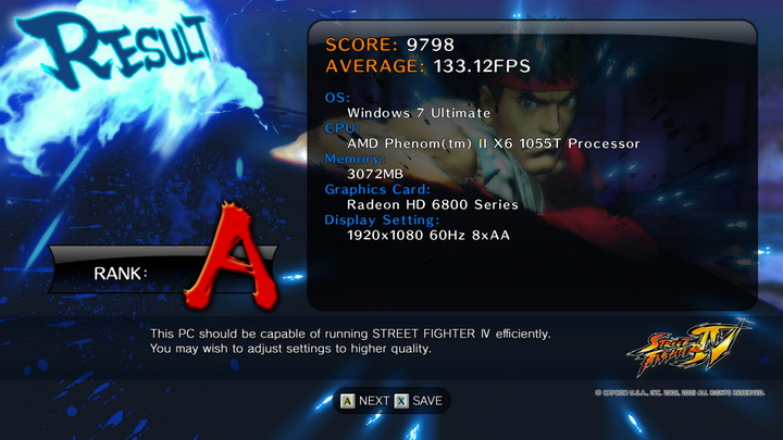 streetfighteriv benchmark 2010 11 01 23 00 43 86 ASUS EAH6850 DirectCU 1GB DDR5