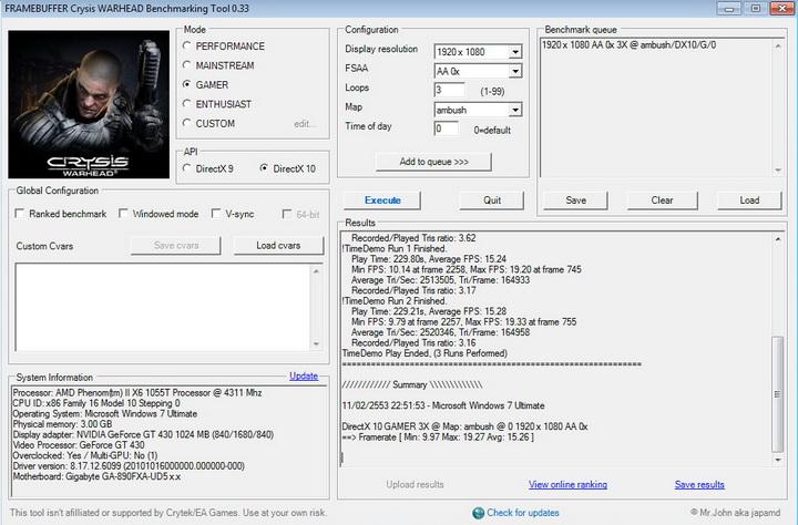 840 840 16802 ASUS ENGT430 1GB DDR3