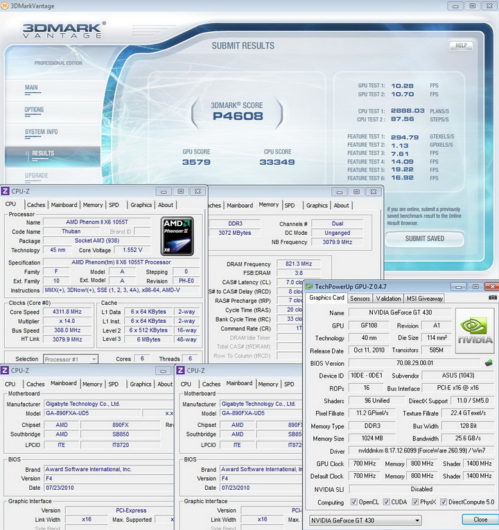 default2 ASUS ENGT430 1GB DDR3