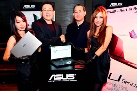 "image0013 ""อัสซุส"" ตั้งเป้าโน้ตบุ๊ก ขึ้นแท่นอันดับ 3 ของโลก และในประเทศไทย"