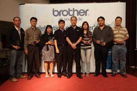 image00312 บราเดอร์ ฉลองศูนย์บริการ ครบ 76 จังหวัดทั่วไทย พร้อมมอบรางวัลศูนย์บริการดีเด่น